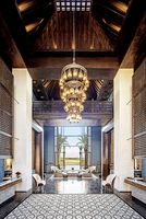 Lobby des Fairmont Royal Palm in Marrakesch - Marokko