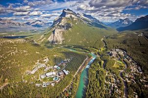 Banff - Canadian Trail - Kanada