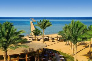 Magic Tulip Beach Resort Marsa Alam - Badesteg