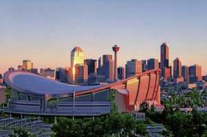 Best of Alberta - Kanada - Scotiabank Saddledome