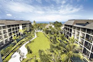 Resortanlage vom The Anvaya Beach Resorts Bali