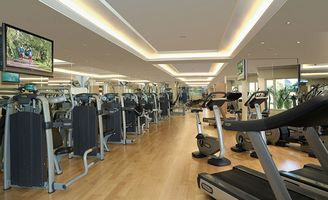 Fitnesscenter im The Excelsior Hong Kong