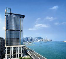 Harbour Grand Hong Kong Hotel an am Victoria Harbour