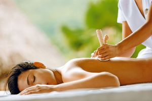 Massage im U Spa - Constance Ephelia Resort - Seychellen