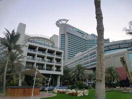 Beach Rotana in Abu Dhabi