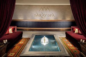 Saray Spa - JW Marriott Marquis Dubai