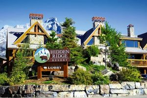 Hidden Ridge Resort - Kanada - Banff - Idyllische Hotellage