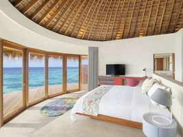 KIng Extreme Wow Ocean Haven Guest Room - W Retreat - Nord Ari Atoll - Malediven