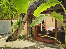 Spa robinson club maldives malediven