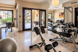 Fitnesscenter - Cleopatra Luxury Resort Sharm El Sheikh - Aegypten