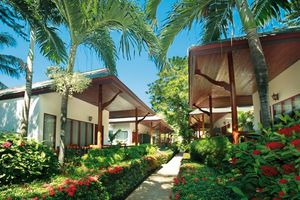 Bungalows im Banana Fan Sea Resort - Thailand