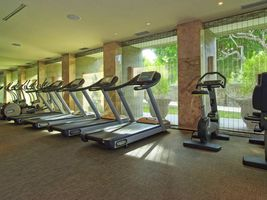 Gym des Fairmont Sanur Beach Bali