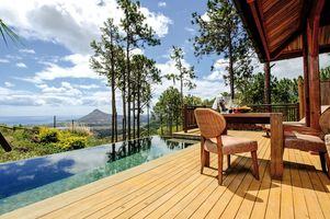 Sea View Pool Suite - Lakaz Chamarel - Mauritius