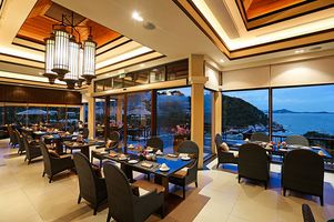 Restaurant The Edge - Banyan Tree Samui - Thailand
