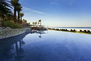 Swimmingpool im JA Jebel Ali Beach Hotel - VAE