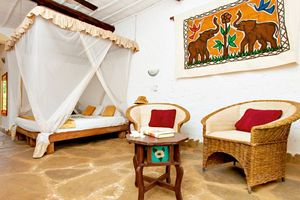 Standardzimmer im The Sands at Chale Island - Kenia