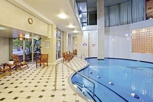 Hallenbad - Holiday Inn Hotel & Suites Vancouver Downtown - Kanada