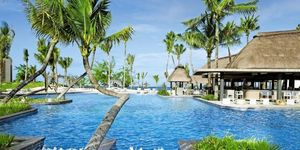Das Long Beach Golf and Spa Resort auf Mauritius