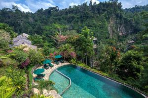 Infinitypool - The Royal Pita Maha - Bali - Ubud