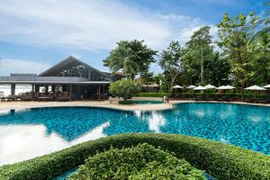 Swimmingpool des Peace Resorts - Thailand - Koh Samui