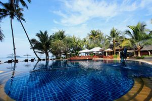Swimmingpool - Centara Tropicana Koh Chang Resort - Thailand