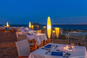 Red Sea Wharf Restaurant - Cleopatra Luxury Resort Sharm El Sheikh - Aegypten
