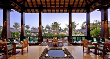 Restaurant im Sofitel Dubai The Palm