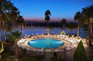 Achti Resort Luxor - Pool