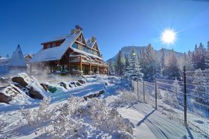 Hidden Ridge Resort - Kanada - Banff - Winterlandschaft