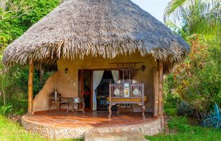 Banda im The Sands at Chale Island - Kenia