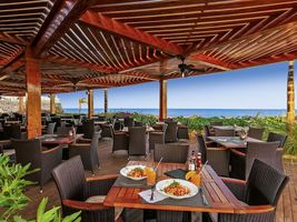 Beach Grill Restaurant & Bar - Cleopatra Luxury Resort Sharm El Sheikh - Aegypten