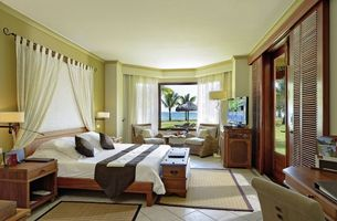 Club Junior Suite Beach im Beachcomber Dinarobin Golf & Spa - Mauritius