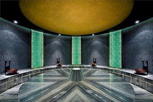 Hammam im Saray Spa - JW Marriott Marquis Dubai