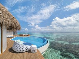 Extreme Wow Ocean Haven - W Retreat - Nord Ari Atoll - Malediven