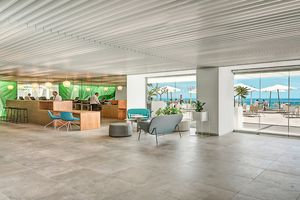 Lobby - Don Gregory by Dunas - Gran Canaria - Spanien