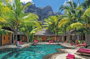 Spa im Beachcomber Dinarobin Golf & Spa - Mauritius