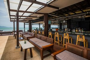 Talay Pool Bar im Peace Resort - Thailand - Koh Samui