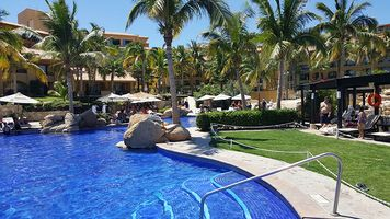 Swimmingpool des Grand Fiesta Americana Los Cabos - Mexiko