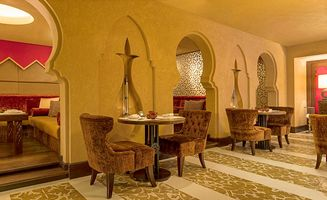 Moroccan Restaurant and Lounge - Four Points by Sheraton Sheikh Zayed Road - Dubai