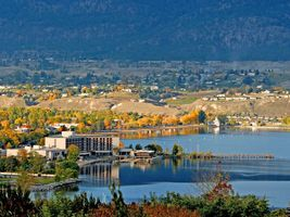 Penticton Lakeside Resort - Kanada - Provinz British Columbia - Hotellage