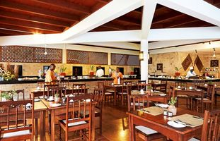 Restaurant - Neptune Palm Beach Boutique Resort & Spa - Kenia