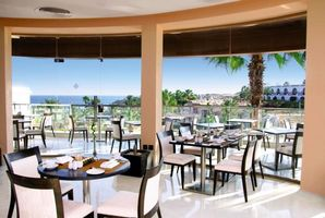 Restaurant im Royal Savoy Resort