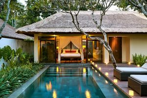 Privatpool Kayumanis Private Villa & Spa Nusa Dua bali