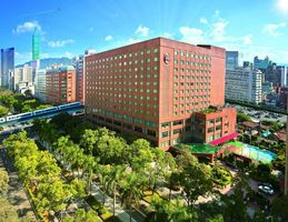 Anlage vom The Howard Plaza Hotel Taipei - Taiwan