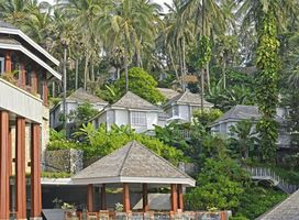 Die Cottages des The Surin Phuket