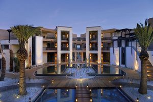 Das Fairmont Royal Palm in Marrakesch - Marokko
