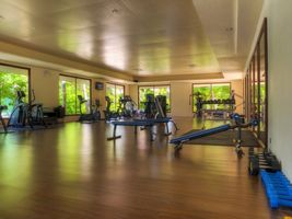 Fitnessstudio im Atmosphere Kanifushi Maldives