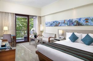 Deluxe Pool View Zimmer im Courtyard by Marriott Nusa Dua - Bali
