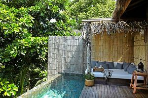 One Bed Jungle Villa - Song Saa Private Island - Kambodscha
