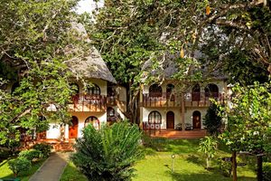 Zweistoeckige Bungalows - Neptune Paradise Beach Resort & Spa - Kenia